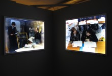 ECA Masters in Architecture Exhibition