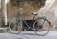 Bikes of Lucca