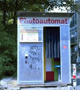 Berlin photo booth